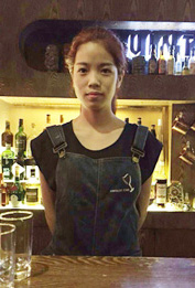 朱鑫淑-酒吧调酒师