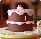 学习翻糖蛋糕